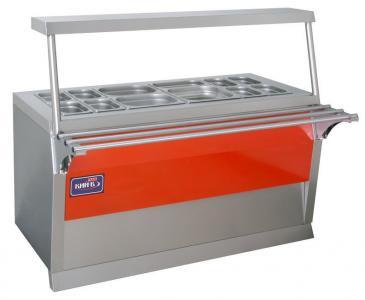 Прилавок холодильный КИЙ-В ПХ-1500 Эксклюзив