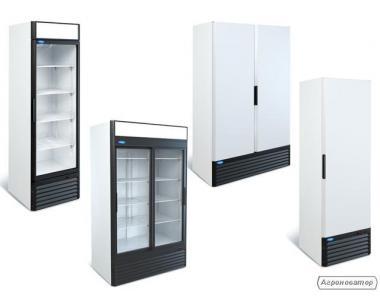 Продам холодильные и морозильные шкафы новые в наличии