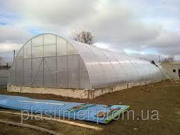 Каркас теплиці фермерської Економ 6*8*3м під полікарбонат