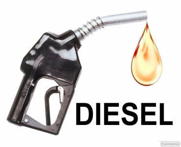 Дизельное топливо оптом (евро 3, 4, 5, производство Беларусь)