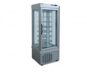Вітрина холодильна Tekna 4401 P Bronzo (БН)