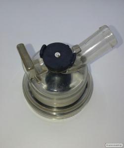 Крышка коллектора Майга в сборе для доильных аппаратов