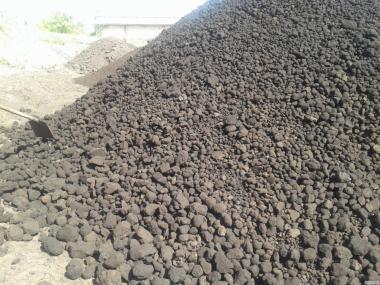 буре вугілля
