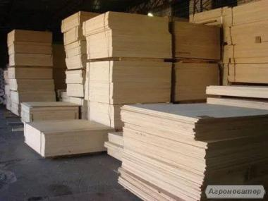 Оптово-роздрібна торгівля плитковими лісоматеріалами