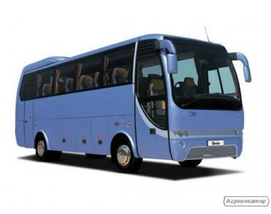 Автобусні перевезення Алчевськ-Луганськ-Харків-Полтава-Київ