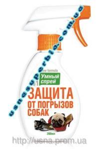Умный спрей Защита от погрызов для собак, Апи-Сан Россия (200 мл)