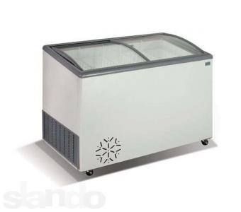 Морозильний лар CRYSTAL ВЕНУС 46 SGL