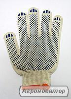 Продам перчатки трикотажные с ПВХ покрытием.