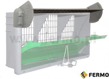 Система вентиляції для птахофабрик