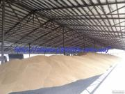 Строительство зернохранилищ, сенохранилищ под ключ