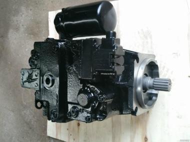 Испытание на стенде Sauer Danfoss 90M130