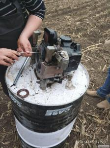 Ремонт гидростатики - ремонт гидравлики  Tecnoma Украина