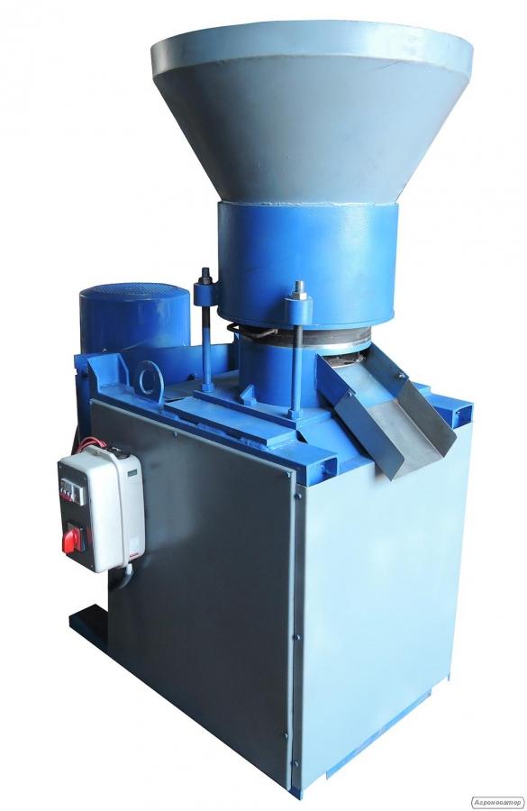 Гранулятор (кормов и пеллет) производительность 600 кг/час