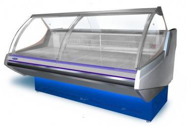 Холодильная витрина Миннесота 1.4 ПВХС(Д)