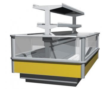 Морозильная ванна (боннет) РОСС Venezia 1,5 (6340 Вт)