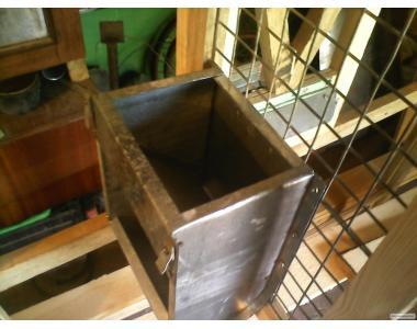 Бункерні кормушки для кроликів,шиншил, перепілок,бройлерів,курчат