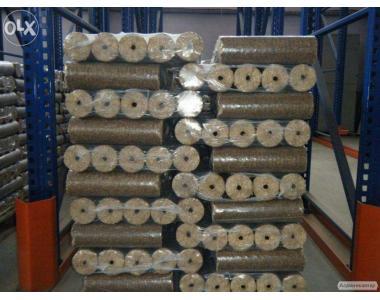 Виробництво продає паливні брикети-Нільсен