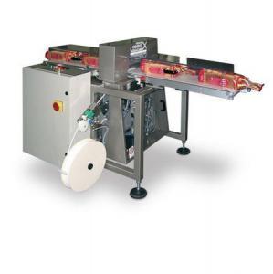 Напівавтоматична пакувальна машина кліпсатор SA 50 P P/P linear