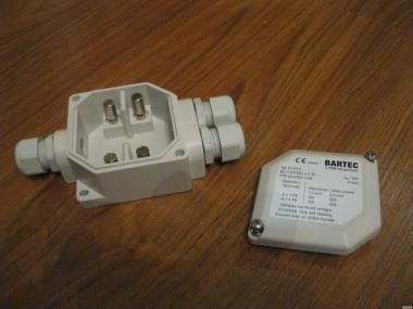 Разпределительная коробка ( вибухобезпечна) BARTEC