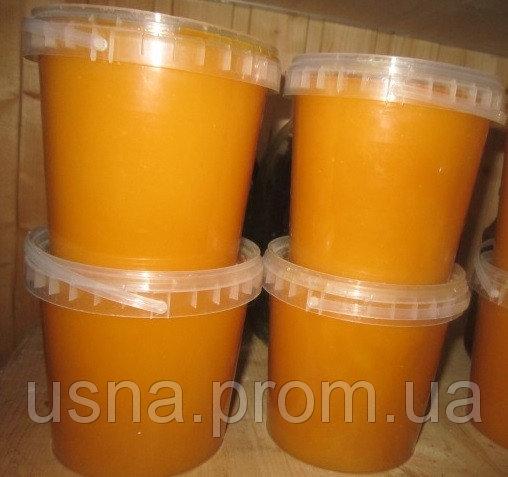 Мед (донник + подсолнух) 1 литр=1,5кг