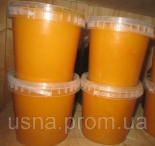 Мед (буркун + соняшник) 1 літр=1,5 кг