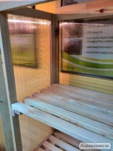 Теплица для балкона (видео)