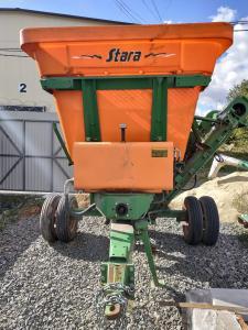 бункер протравитель семян STARA REBOKE 6000 TSI