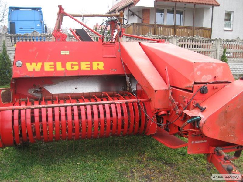 Тюкователь цена Welger 61