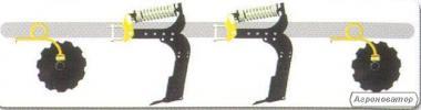 Диско-лаповый почвообрабатывающий агрегат MAXIMULCH Serie 4 (4.5m)