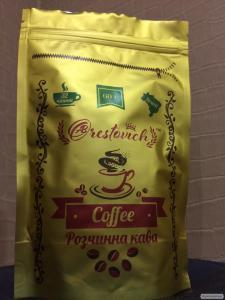Кофе растворимый от производителя Украина.