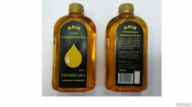 Соняшникова олія ТМ