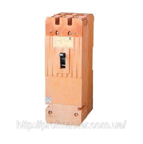А 3716 Автоматический выключатель А-3716, выключатель автоматический А-3716, А3716