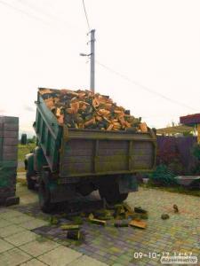 Дрова колотые с доставкой, Кременчуг