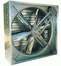 Настінні вентилятори осьові ES-80 Гигола Рікарді