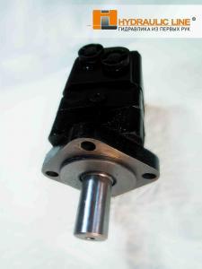 Гідромотори МГП