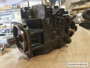 Замена подпятников наклонных плит Sauer Danfoss 90R100