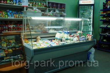 Холодильная витрина Орион 1,3 1,5 1,8 Ариада
