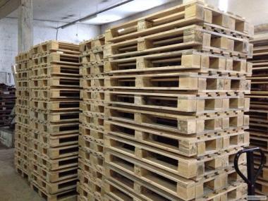 Покупаем от производителя новые поддоны 1200х800