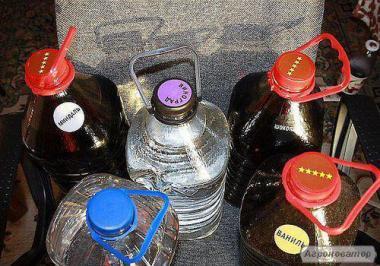 Коньял 5звезд в 5 литровых бутылях