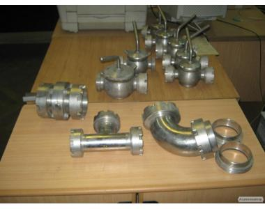 Арматура трубопровідна - засувки, вентилі, клапани, крани для сільську