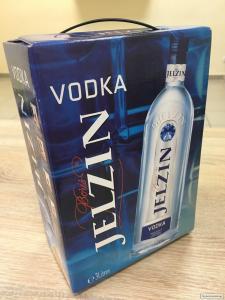 ВОДКА JELZIN 3l