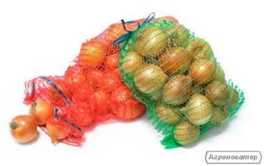 Сетки овощные потом