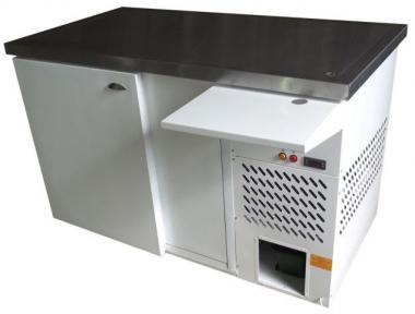 Холодильний стіл Айстермо З-0.45 з нерж. стали