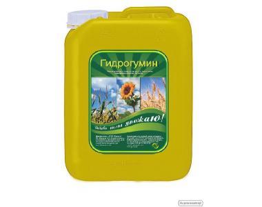 Для обробки насіння - Гидрогумин !