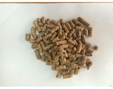 Древесные пеллеты (гранулы) из сосны диаметром 6 мм и 8 мм