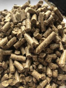 деревні паливні гранули, пелети з сосни діаметром 6 мм і 8 мм