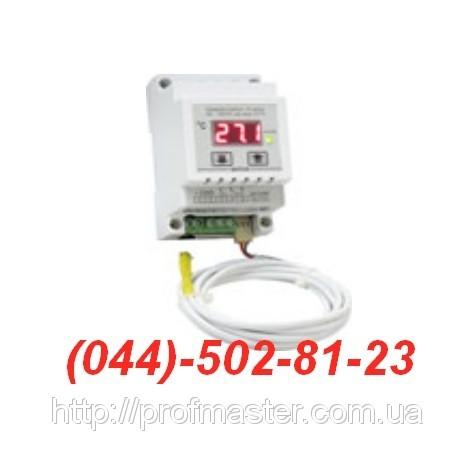 Регулятор температуры для инкубатора, терморегулятор цифровой на DIN-рейку