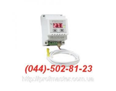 Регулятор температури для інкубатора, терморегулятор цифрової на DIN-рейку