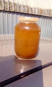 Мед, різнотрав'я+ріпак