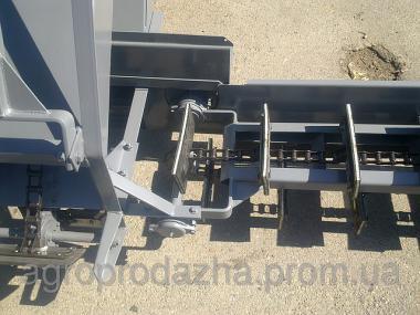 Зернометатель универсальный ЗМ-80